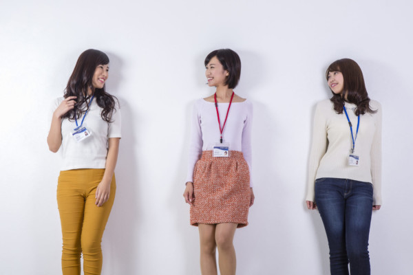 20代女子正社員